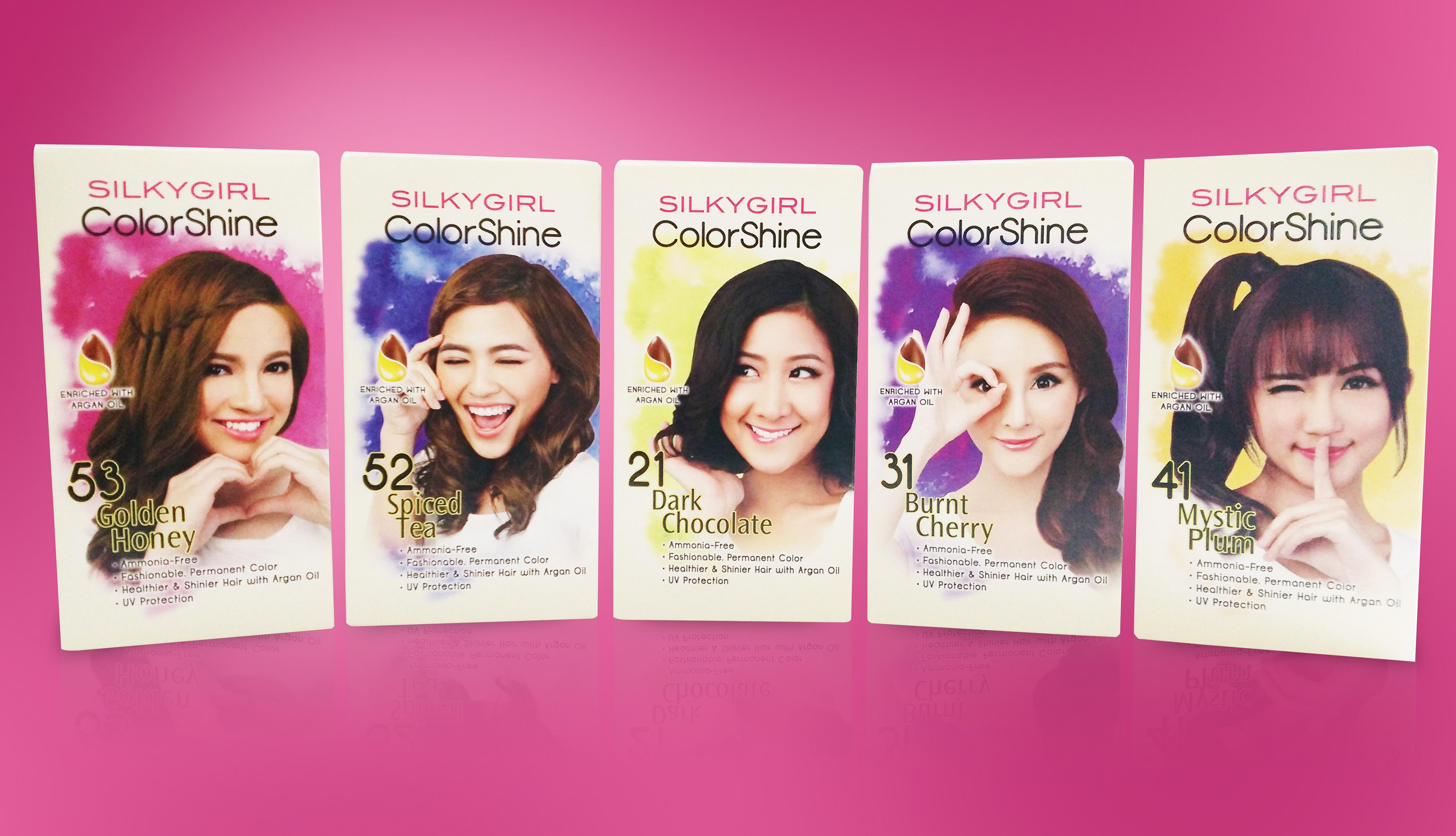 Brandcare Silkygirl Color Shine