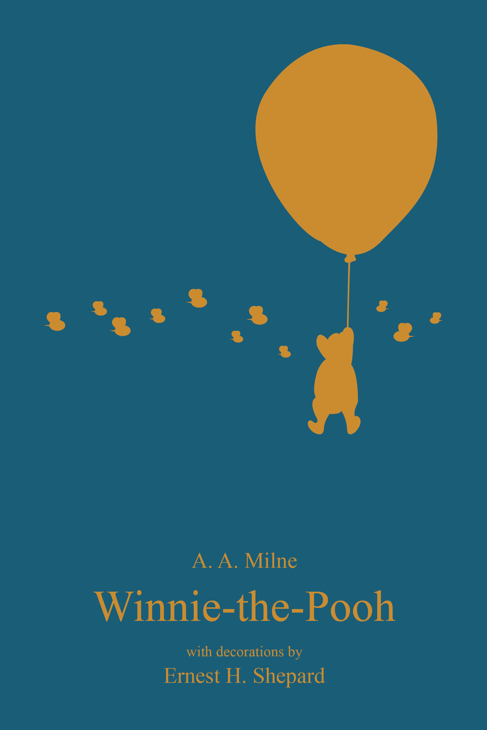 Quiz Book Cover Design : Caitlin weir design photography pooh book covers