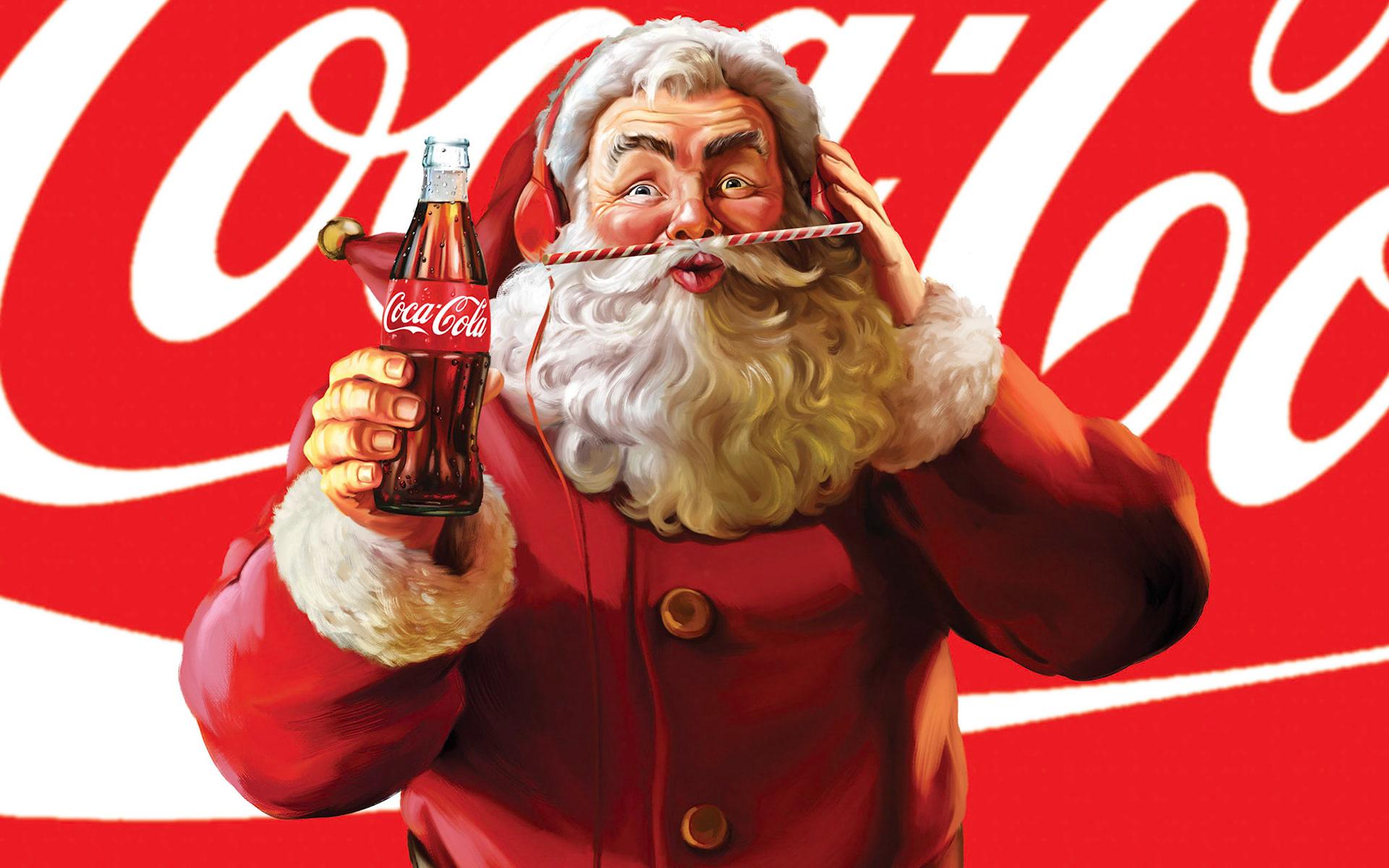 Кока кола поздравление с новым годом