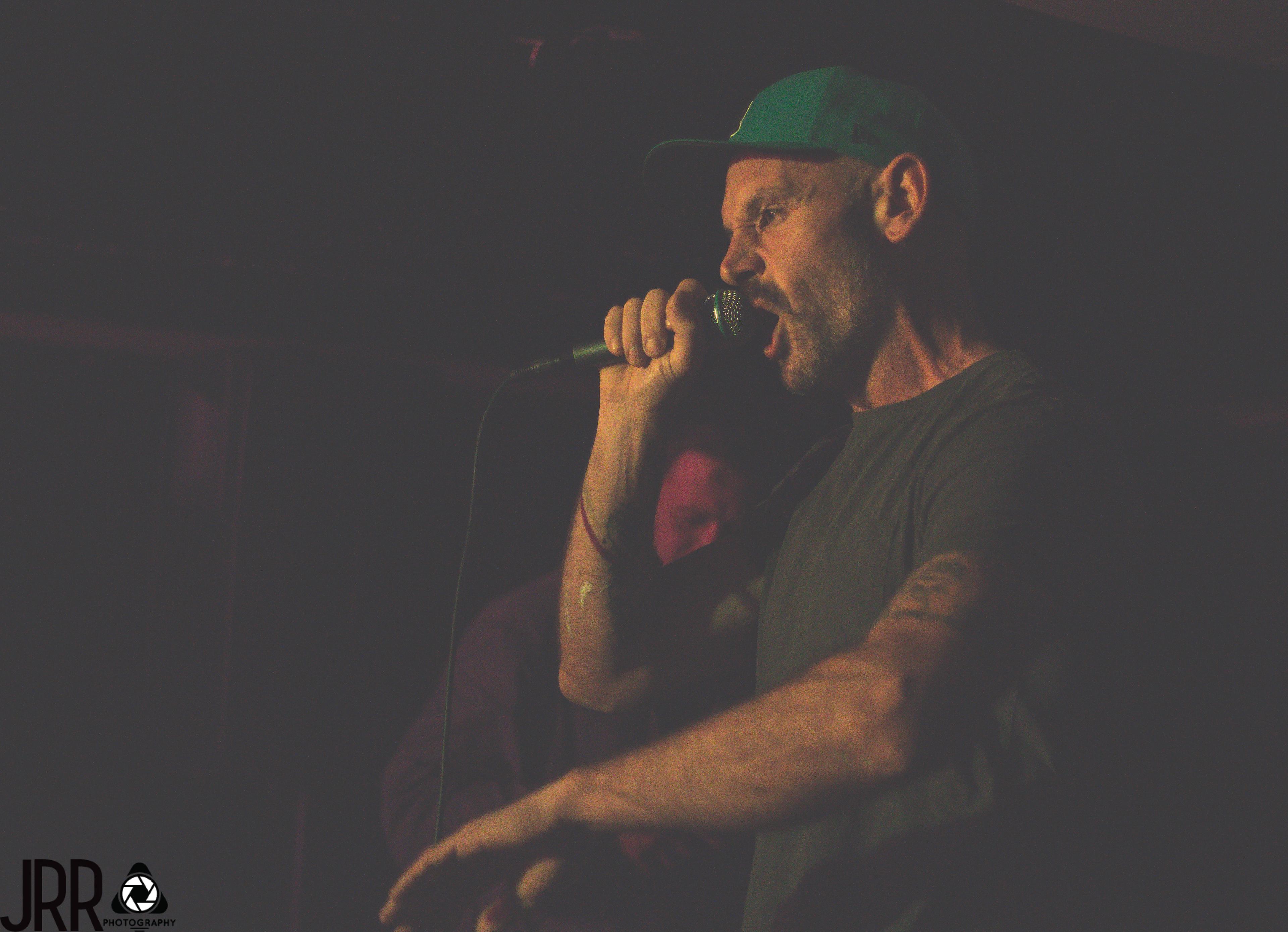 John Robinson - Hip Hop music gig
