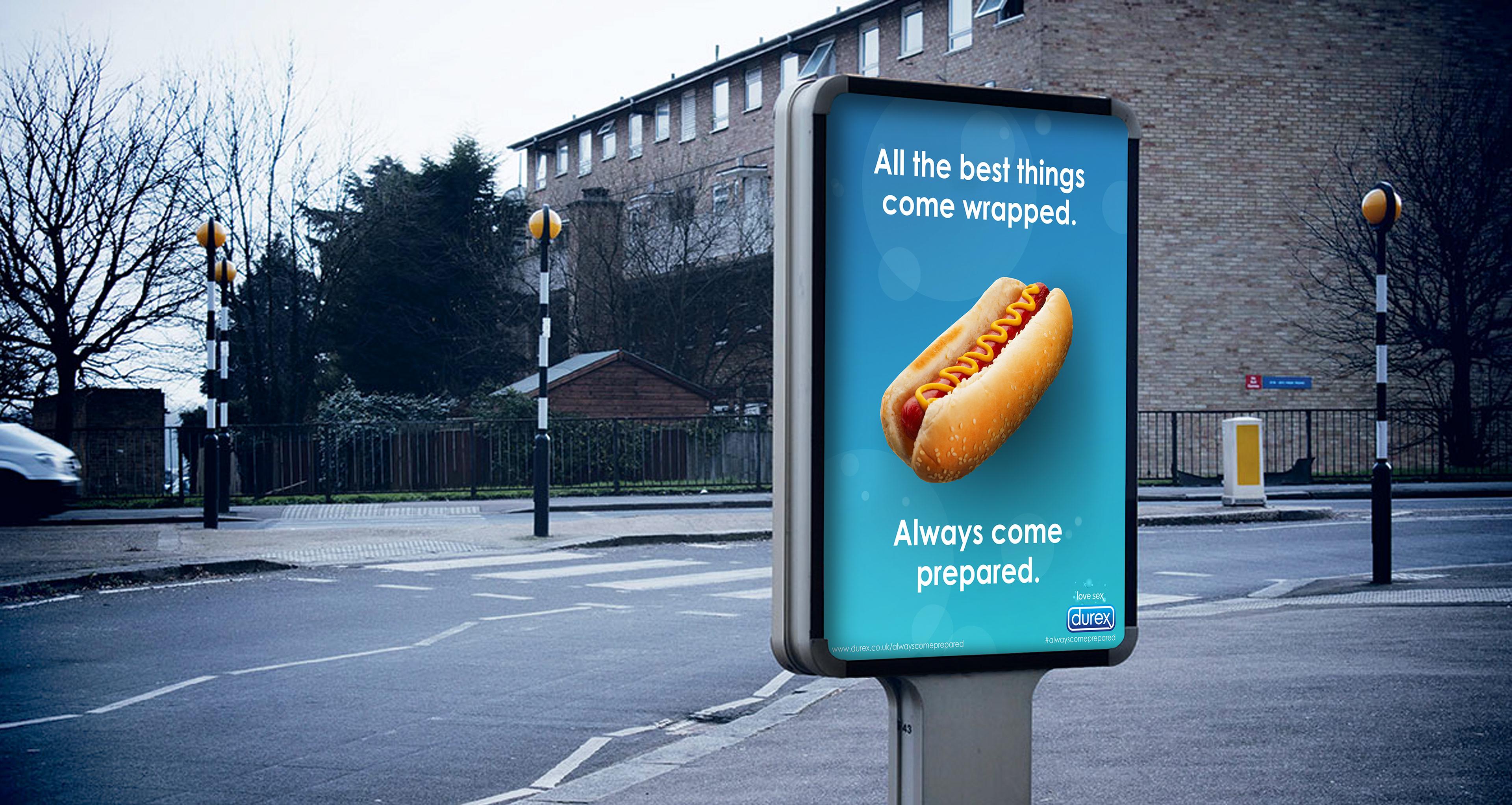 Safe Sex Advertising 70