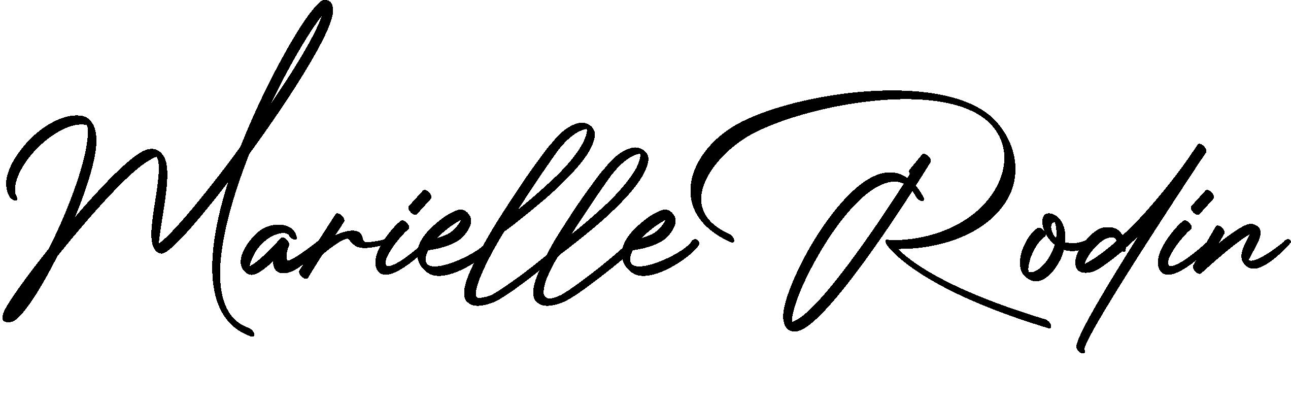 Marielle Rodin