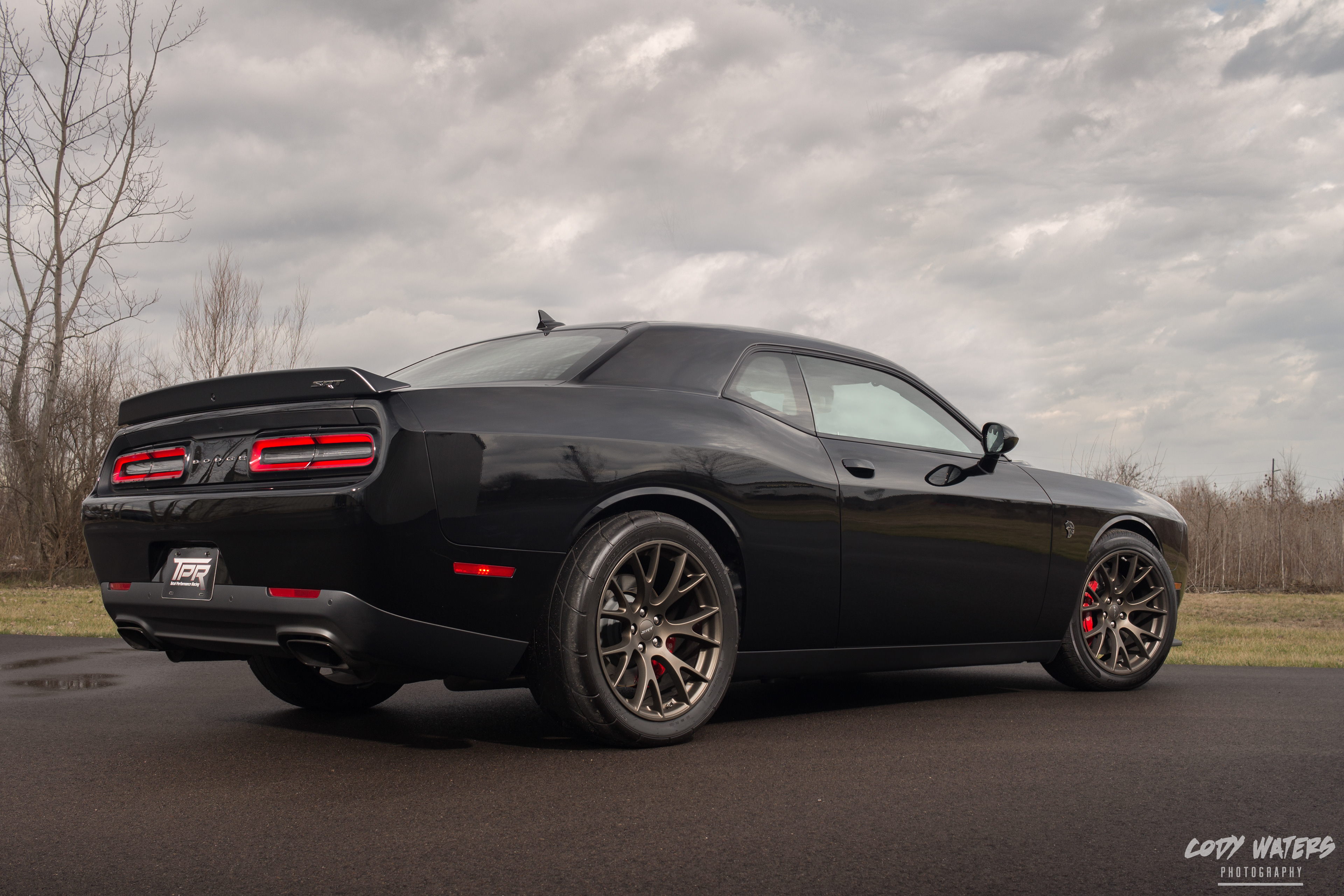 2018 Dodge Challenger >> Cody Waters | Automotive Photographer - 2016 Dodge Challenger Hellcat