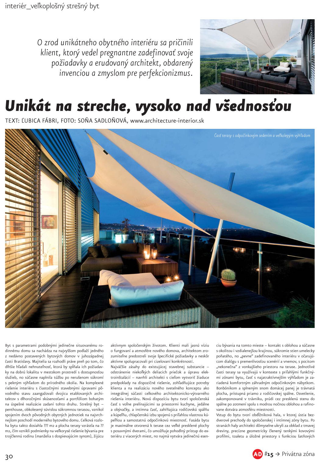 96d973850 Photographs published in many professional magazines and publication - for  instance ARCH, A+D magazine