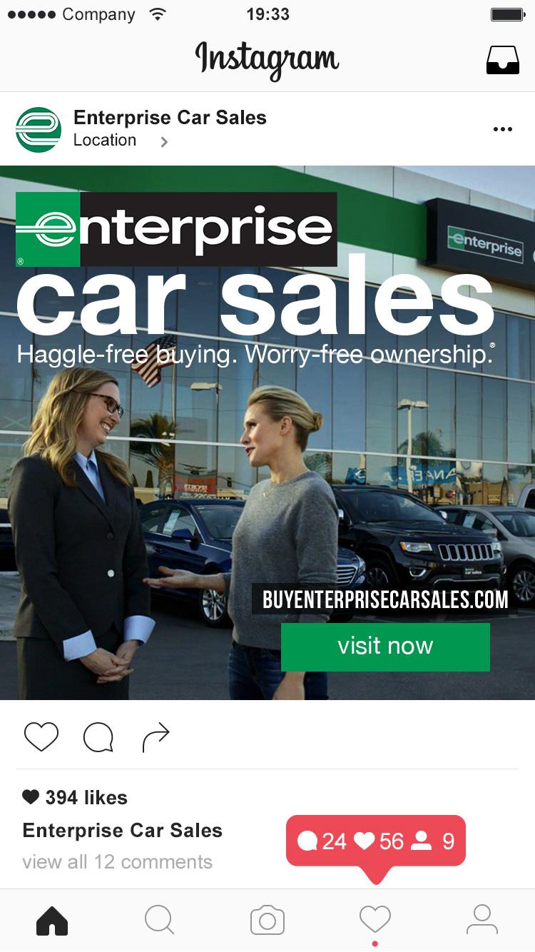 Jonathan Torres 773designs Enterprise Car Sales