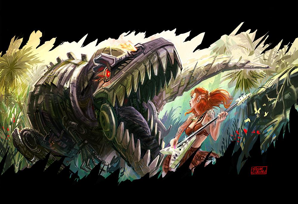 Love Dinosaur 2