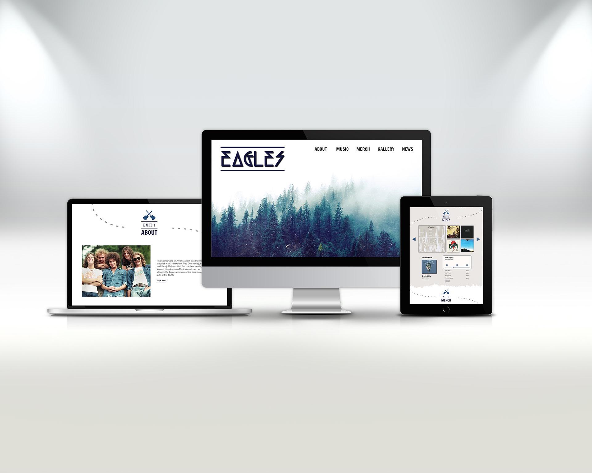 Kristal Hoang - Eagles Music Website