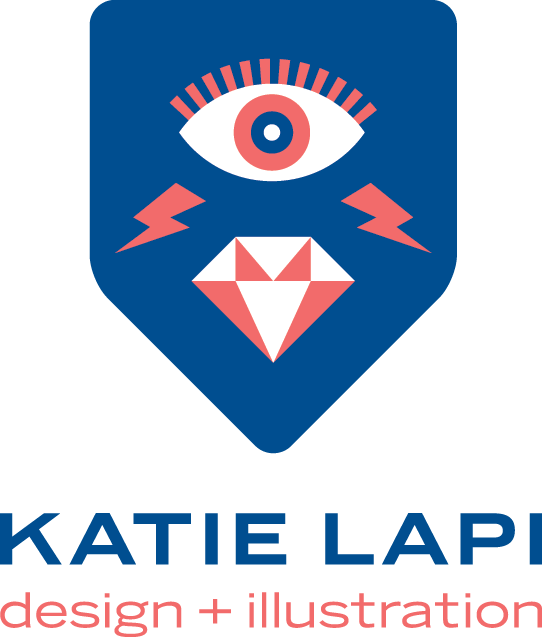 Katie Lapi: Design and Illustration