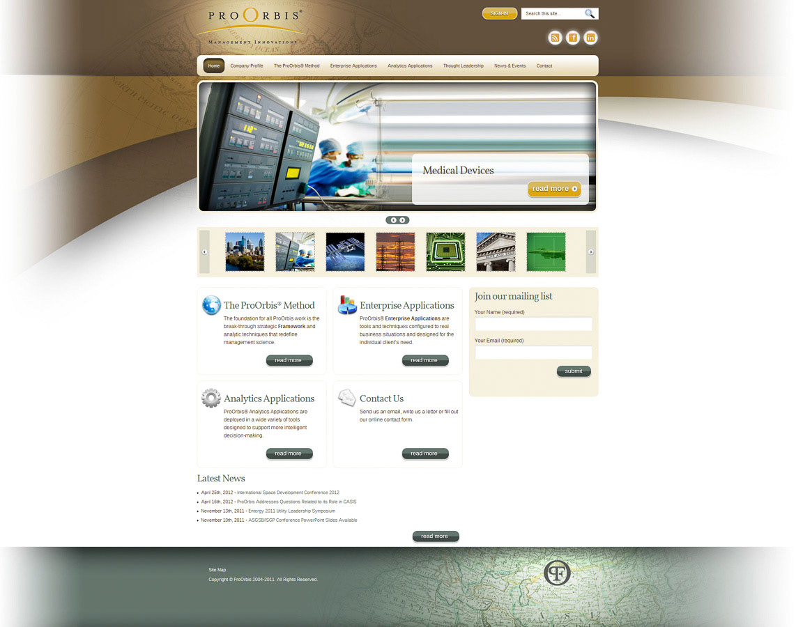 Michael Poperszky - Web Design
