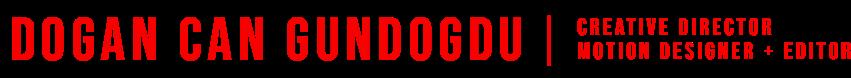 Dogan Can Gundogdu
