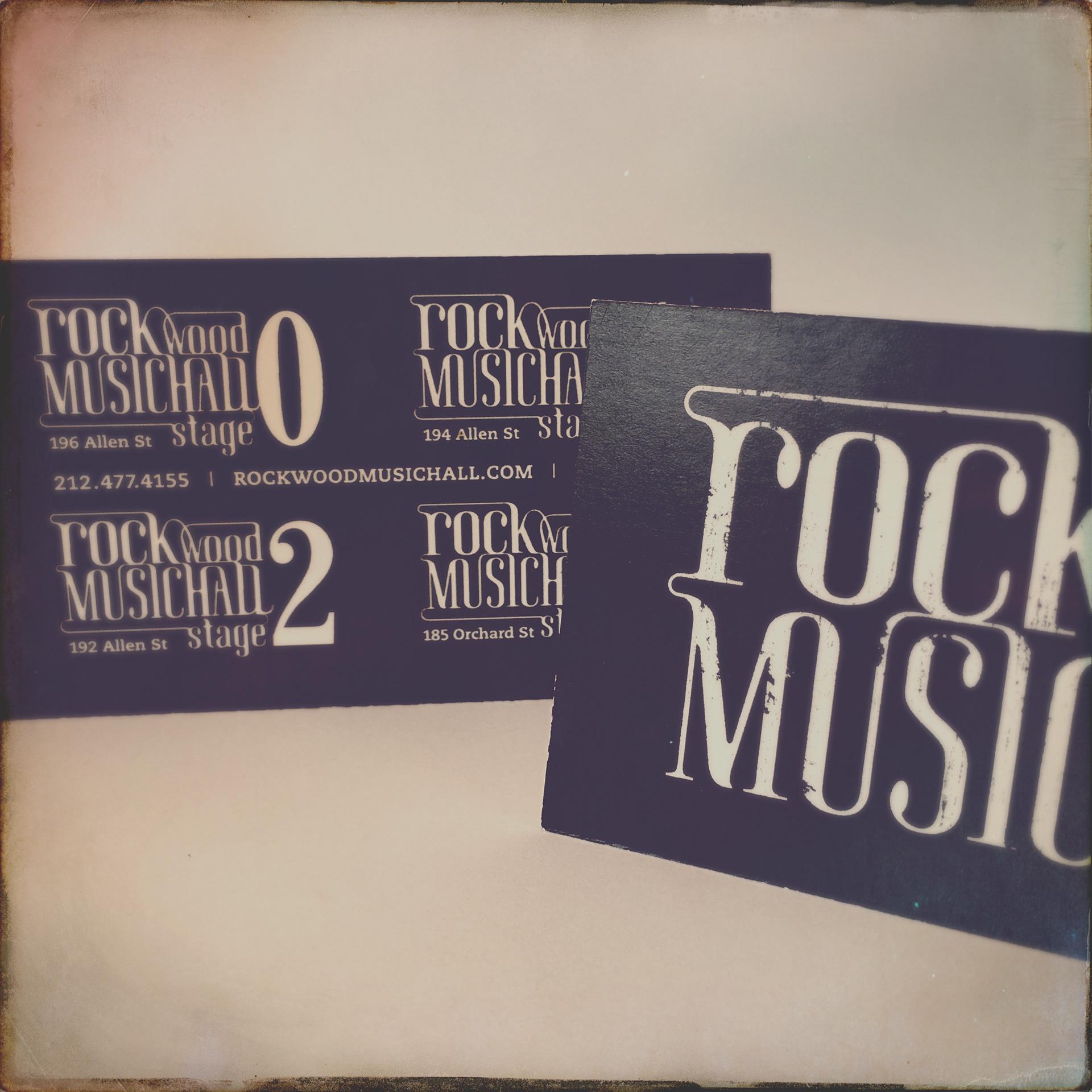 Silo Design Inc - Rockwood Musichall: Multi-capacity business card