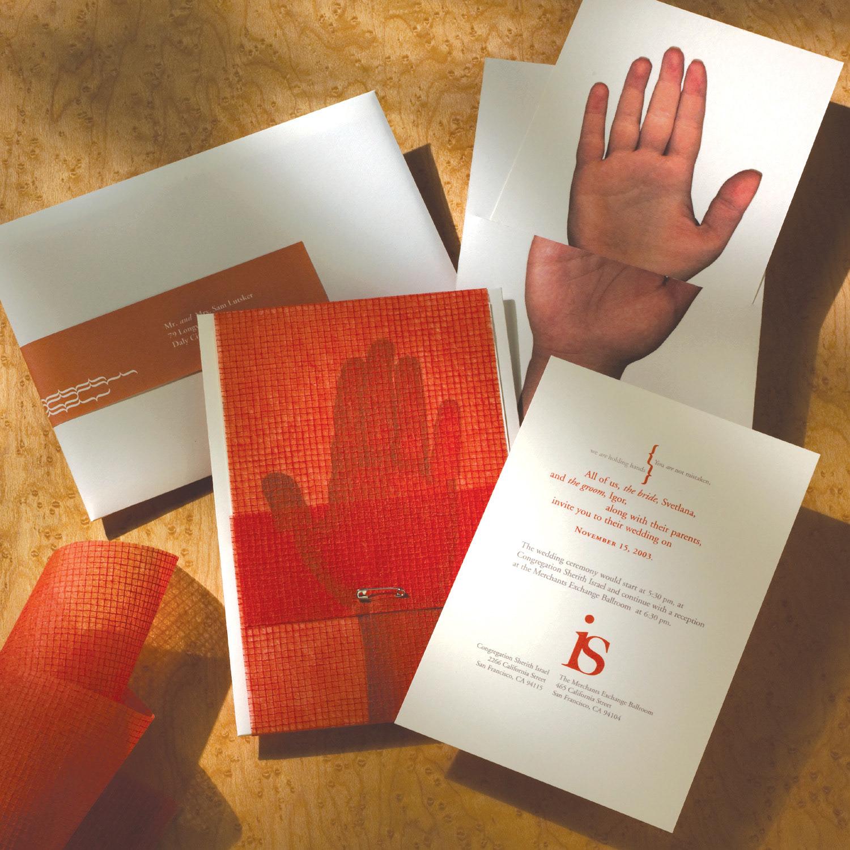 Svetlana Royzen - Invitations and cards