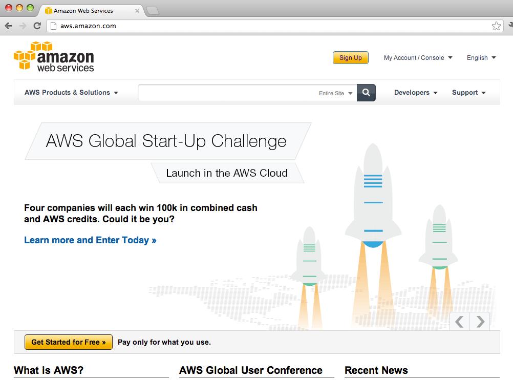 Danielle Morimoto - AWS Global Start-Up Challenge
