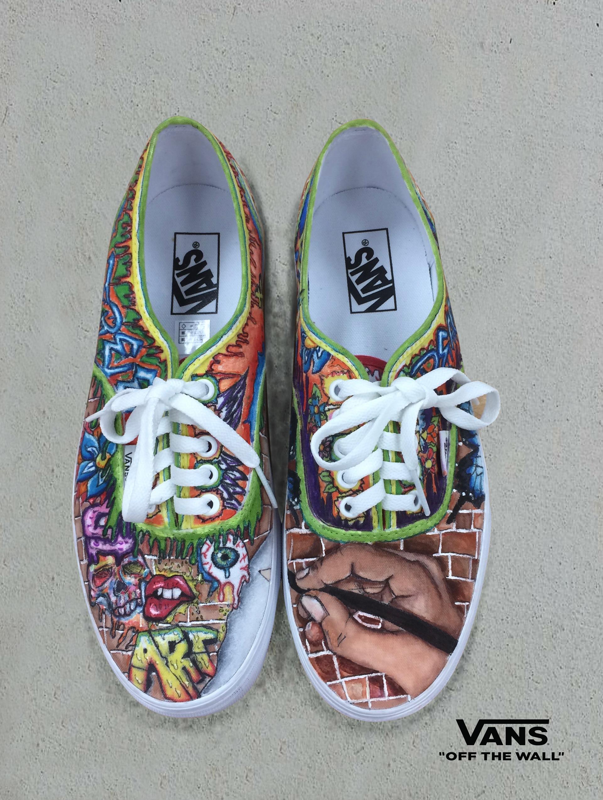 0f0dd32ced46 Rachel Van Deusen - Vans Shoe Designs