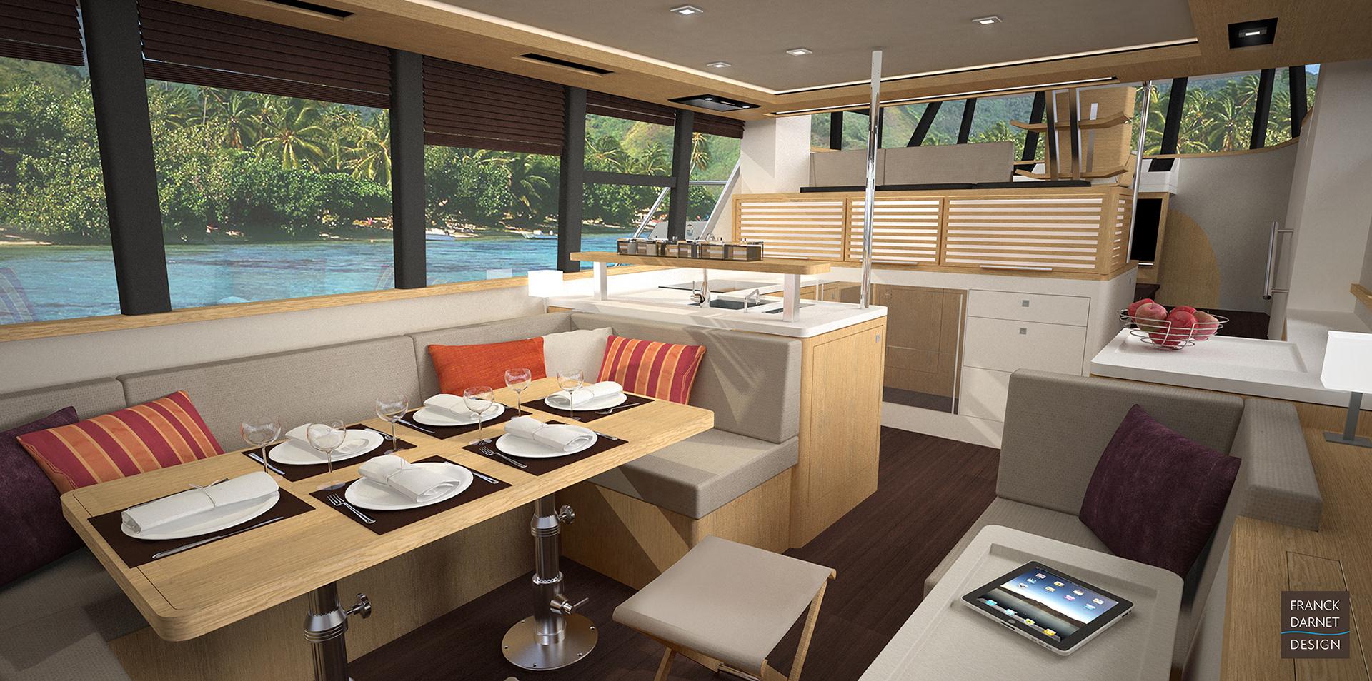 xavier bance franck darnet design yacht design. Black Bedroom Furniture Sets. Home Design Ideas
