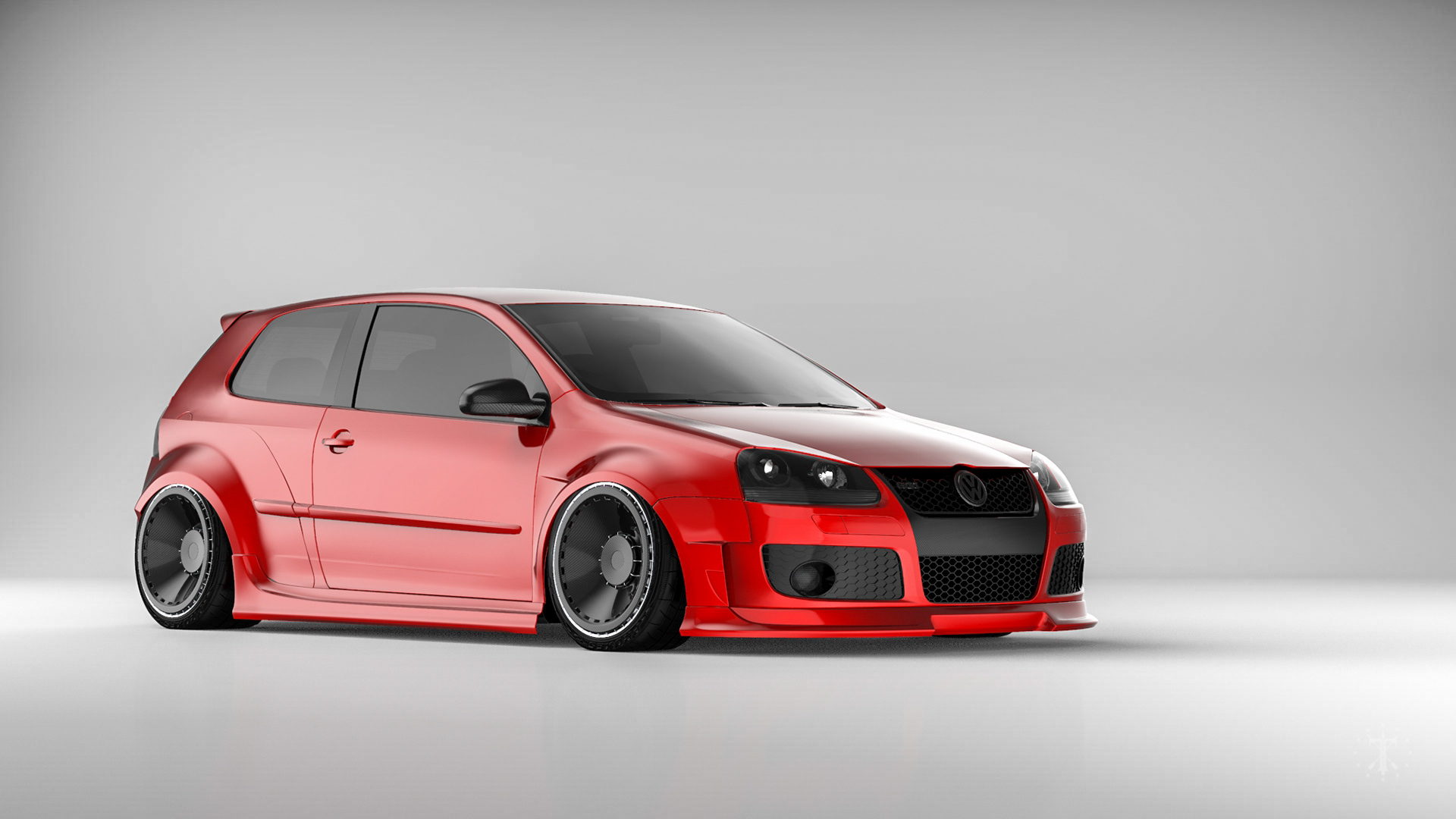kasim tlibekov tlibekua vw golf v gti widebody. Black Bedroom Furniture Sets. Home Design Ideas