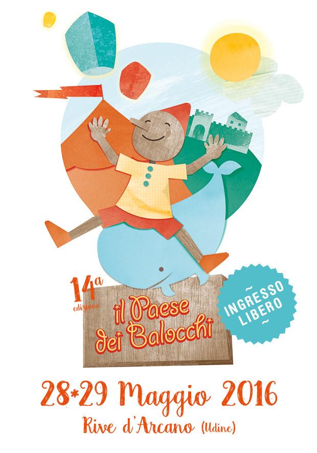 Alessandra Bergagna - Promotional materials for children\'s event