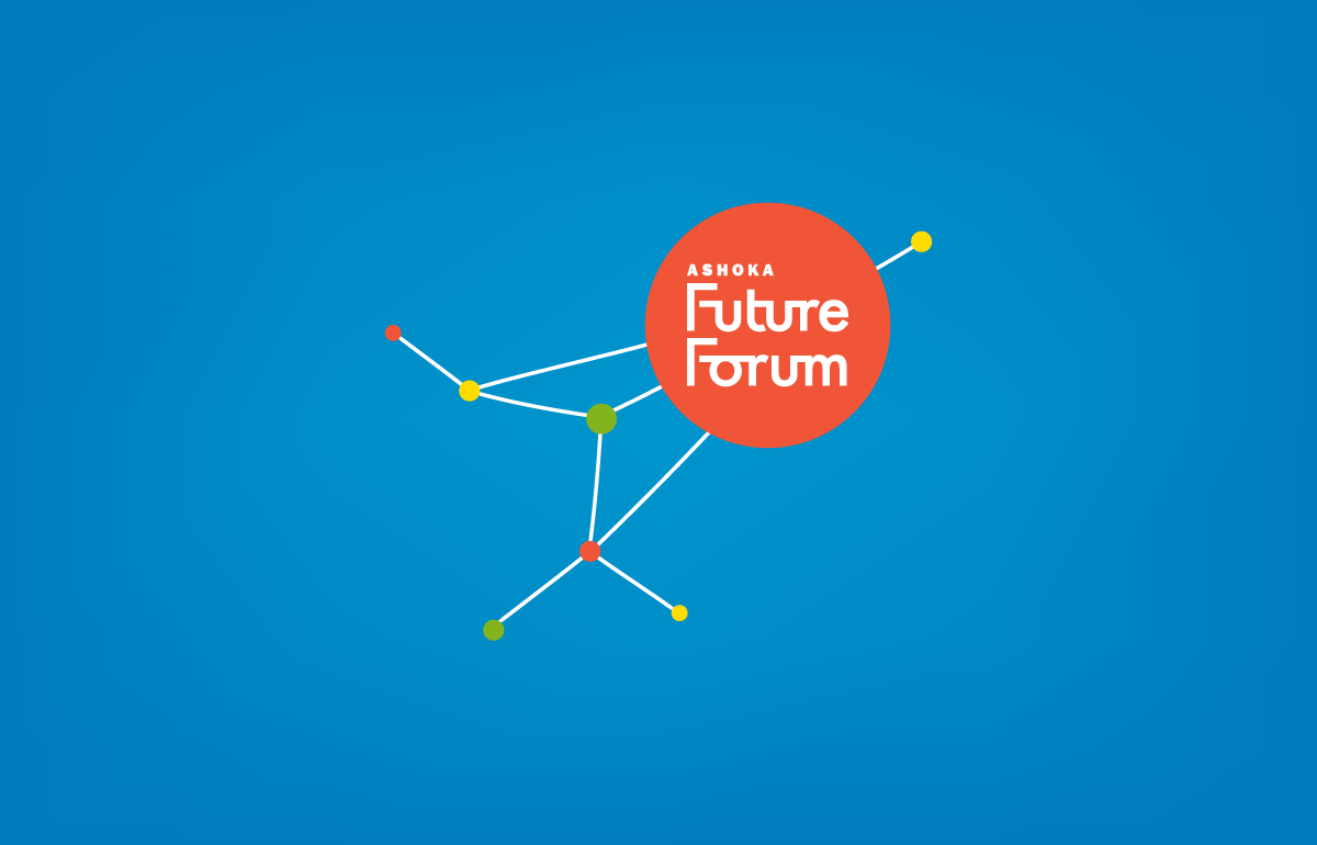 Anoopa john ashoka future forum branding and identity design for ashoka foundations networking platform ashoka future forum it reflects the organisations goal of nurturing and guiding ccuart Images
