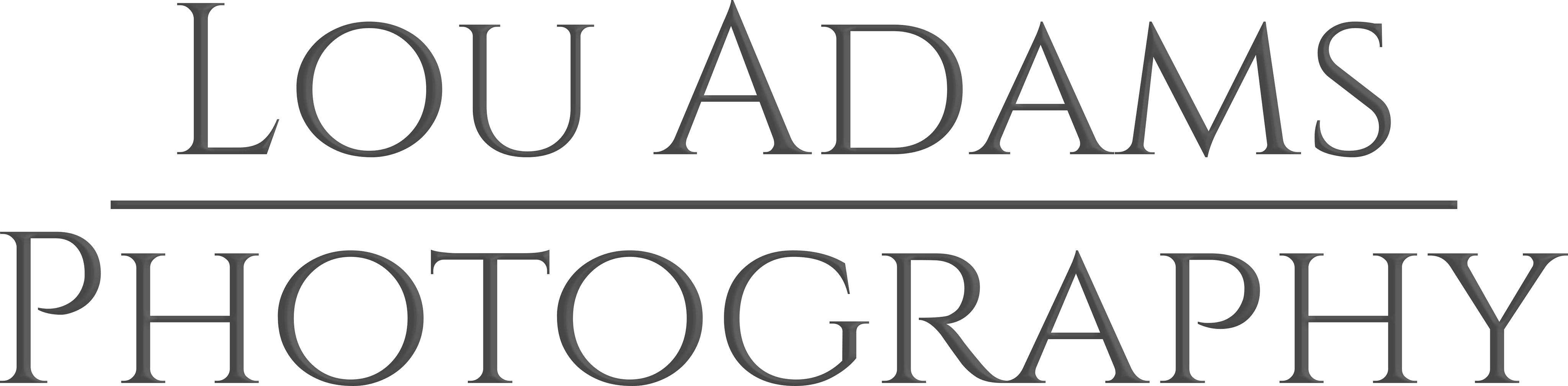 Lou Adams Photography logo