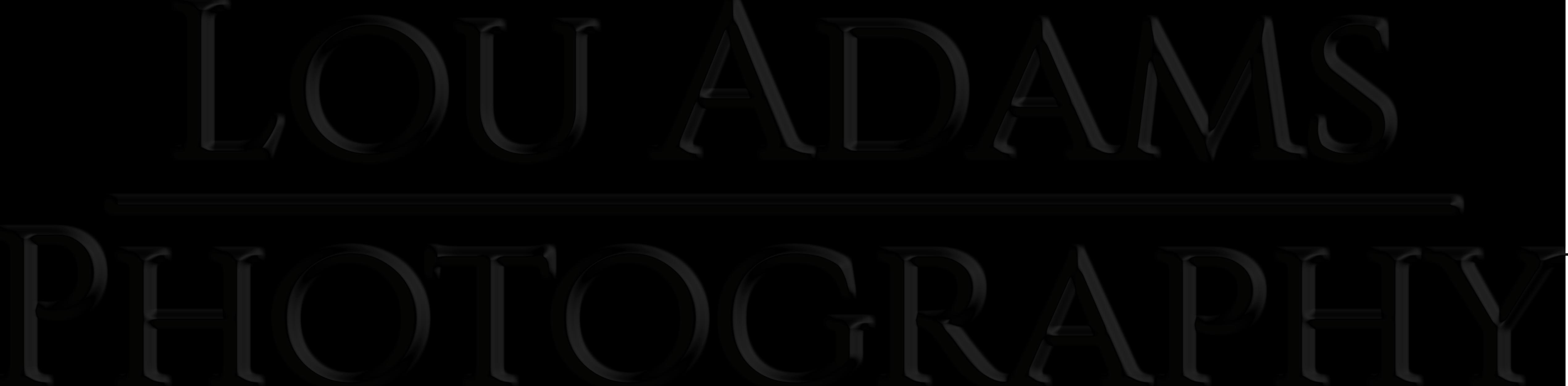 Lou Adams Photography logo