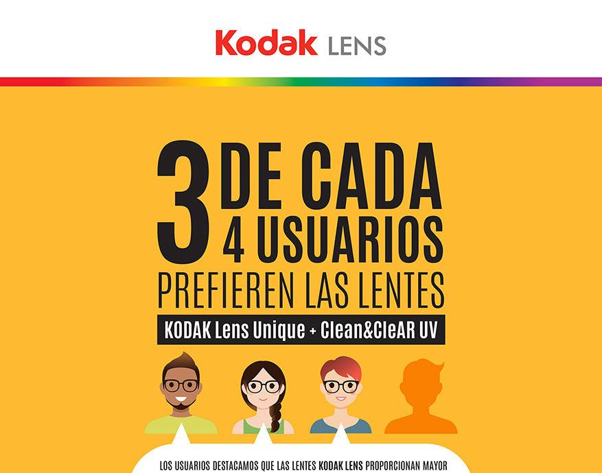Paco Martos - Infografía Kodak LENS  Paco Martos - I...