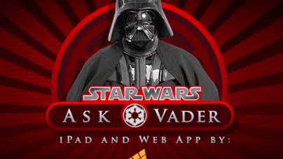 Anthony Dalesandro - Star Wars - Ask Vader app promo