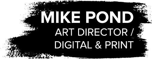MIKE POND LAS VEGAS FREELANCE DESIGNER