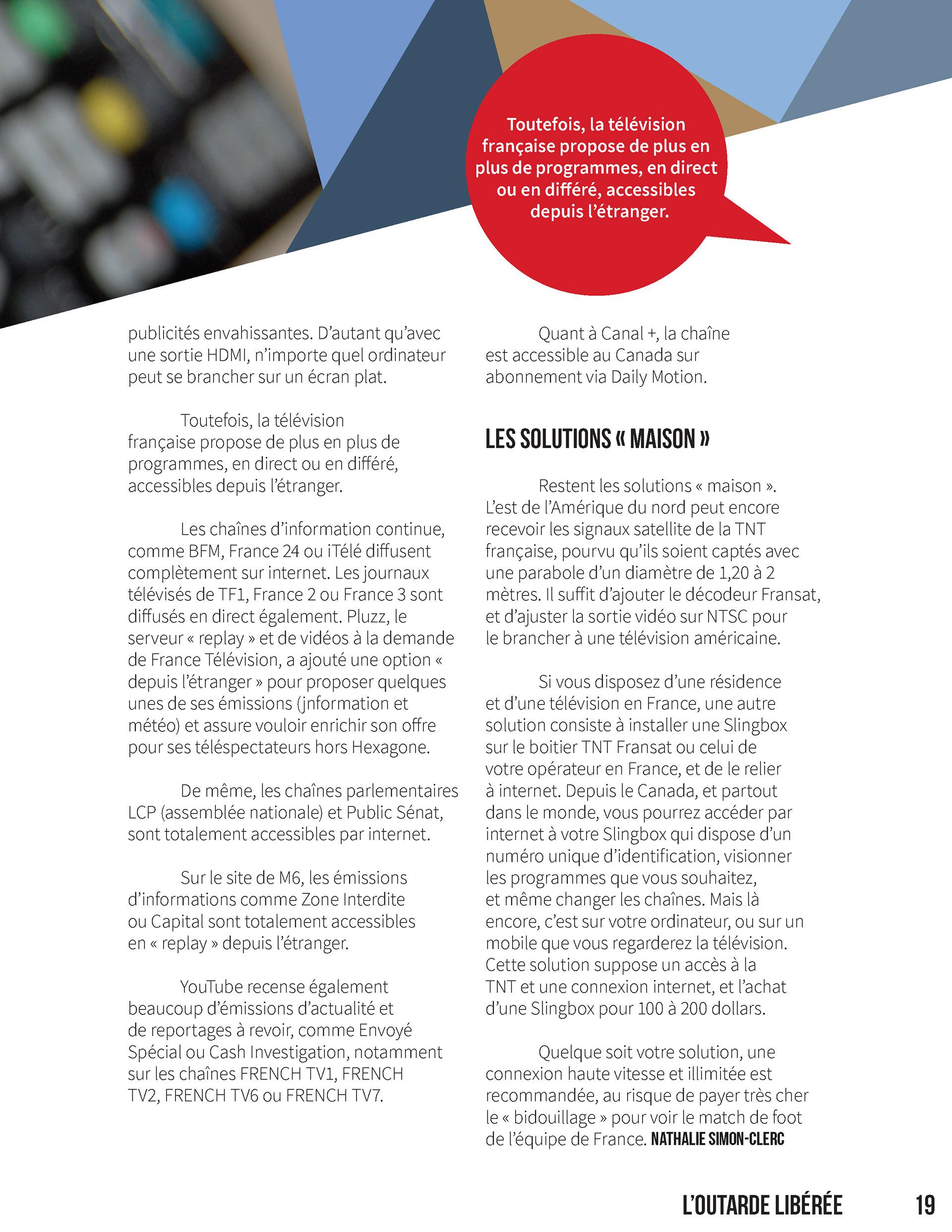 Maison Du Nord Magazine kevin nicolas - l'outarde libérée | magazine editing