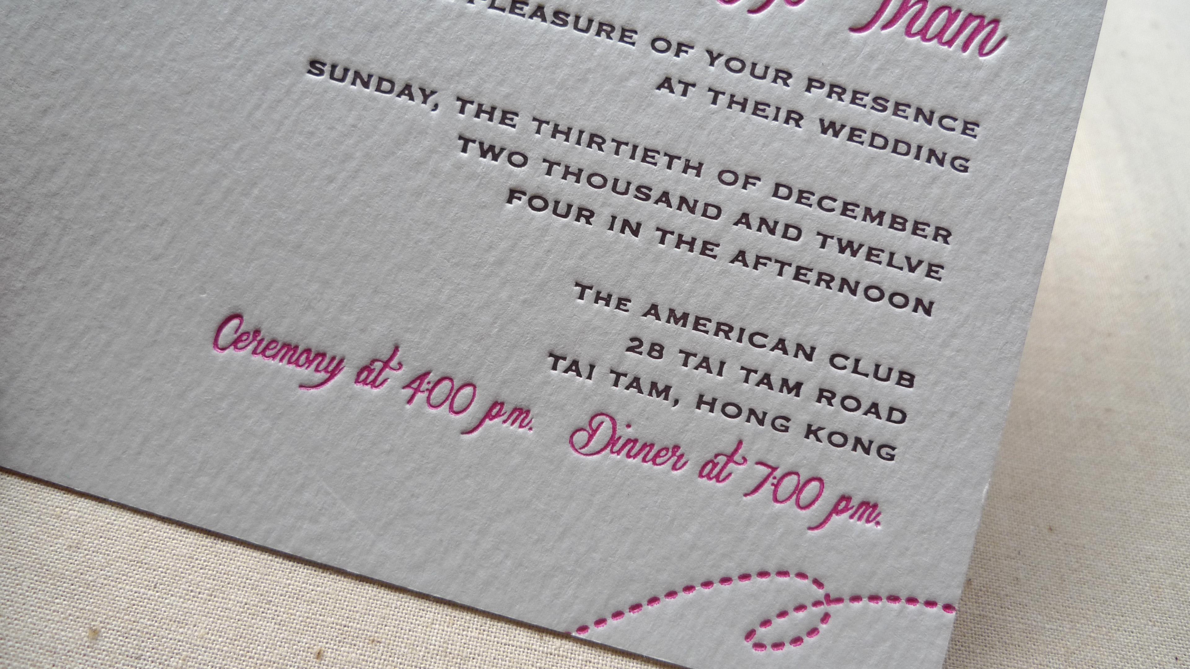 Awesome wedding invitation hong kong embellishment invitation card modern wedding invitations hong kong images invitations design stopboris Choice Image