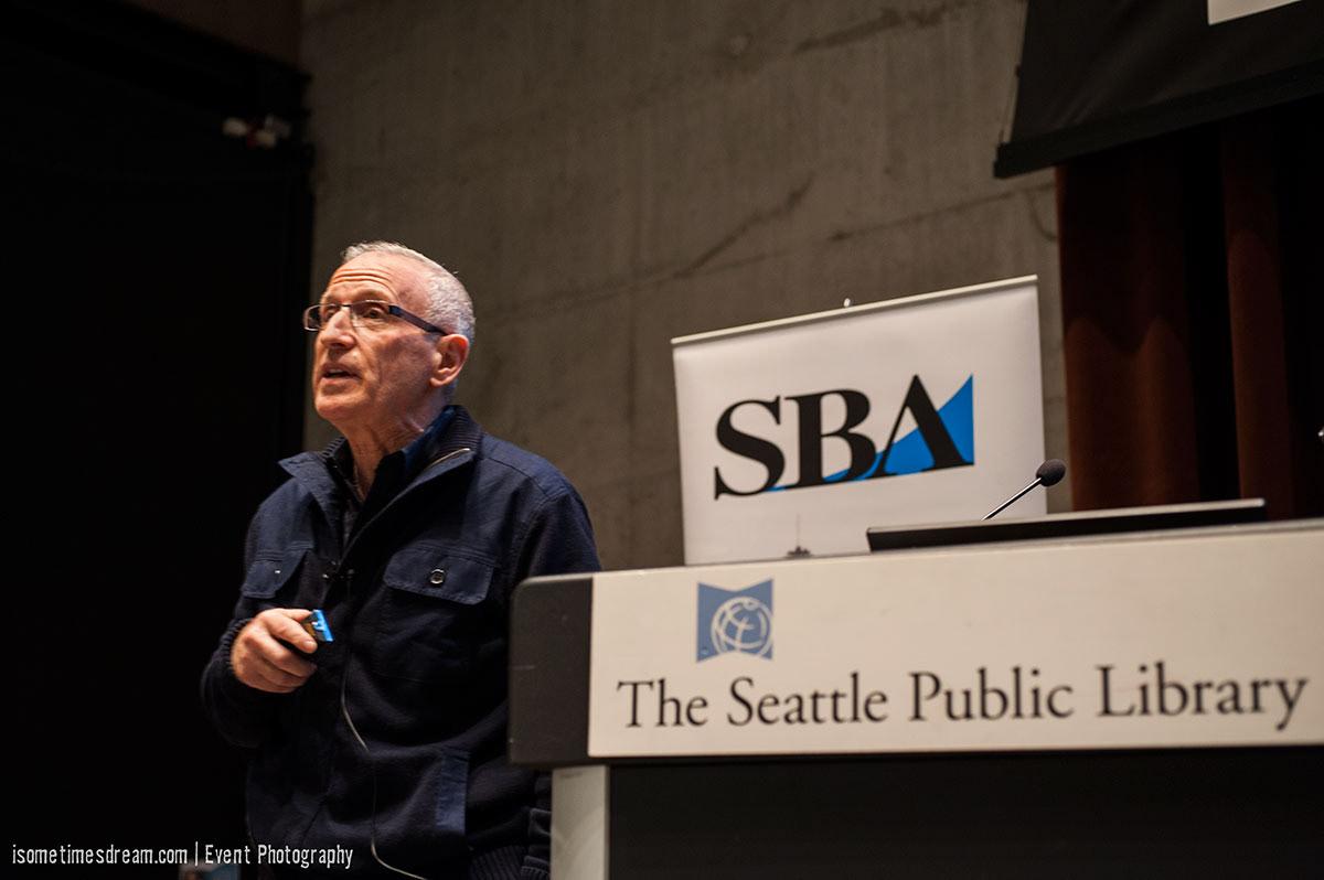 I Sometimes Dream | Seattle Event Photography - SBA