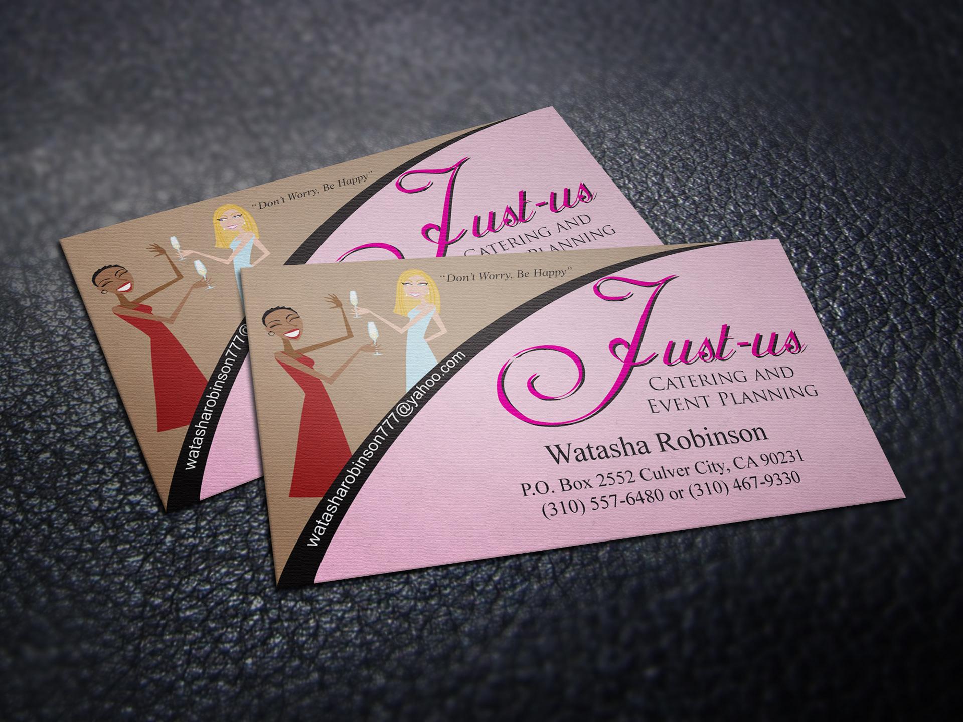 Roman Warren Design - Business Cards