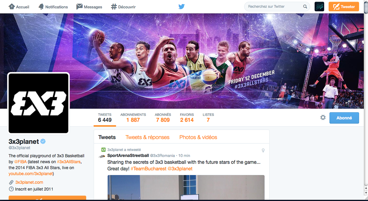 ptitecao studio - sport graphic designer - fiba - social media designs