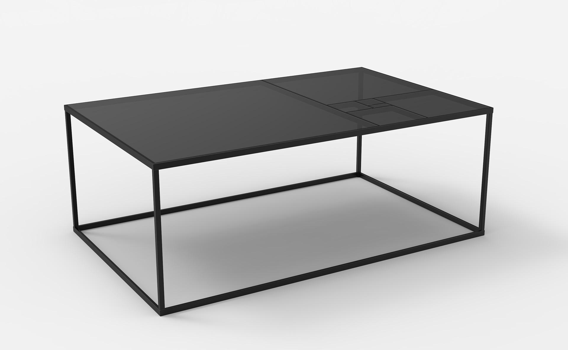 Jason Phillips Design Golden Rectangle Table