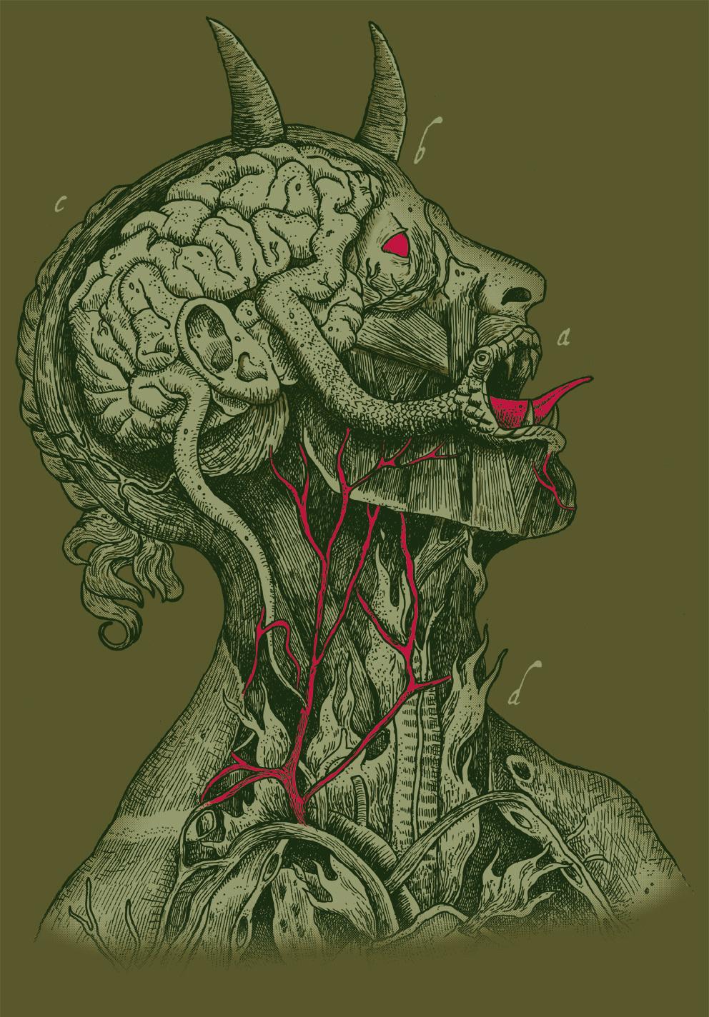 Alvaro Arteaga - Anatomy of Evil