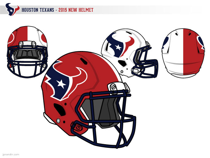 Houston Texans 2015 Uniforms Concept Jpnandin Com