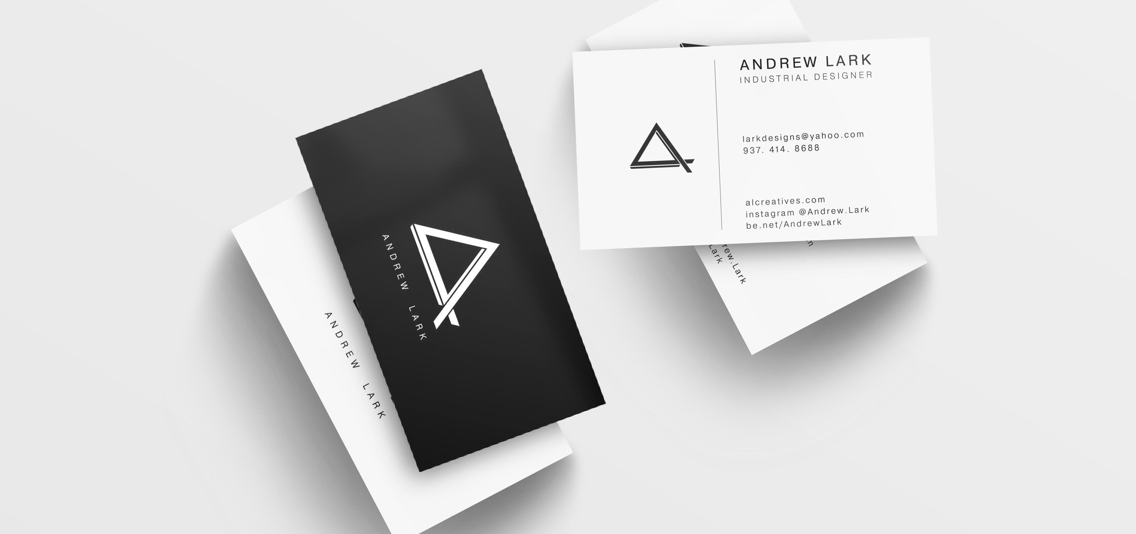 Andrew Lark - Andrew Lark 2018 Branding