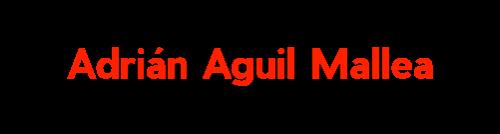 Adrián Aguil Mallea