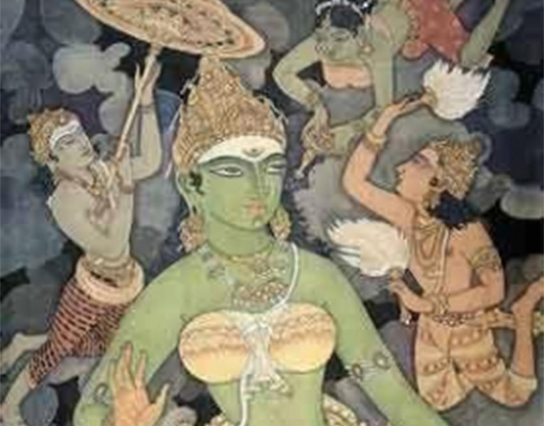 Ayush Nanda - Shadanga - Indian Aesthetics