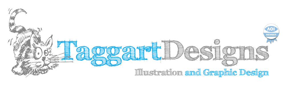 Freelance Illustrator and Graphic Designer - Taggart Designs