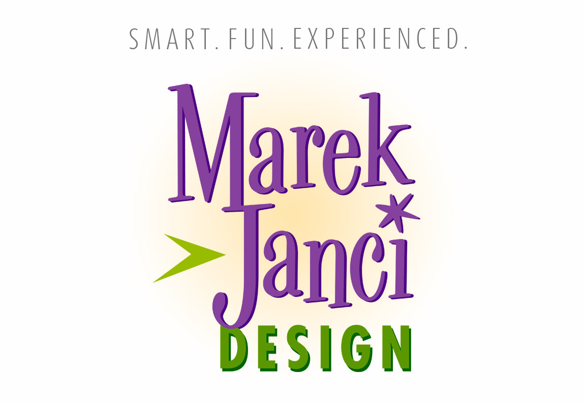 Marek/Janci Design - A Graphic Design Studio