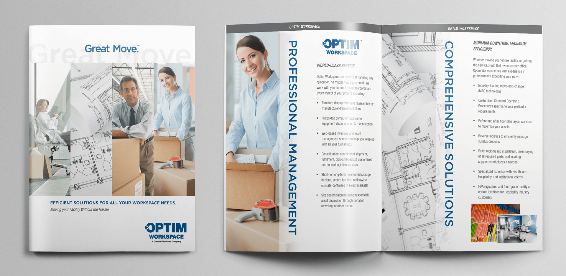 bcoDesign - Sales Collateral