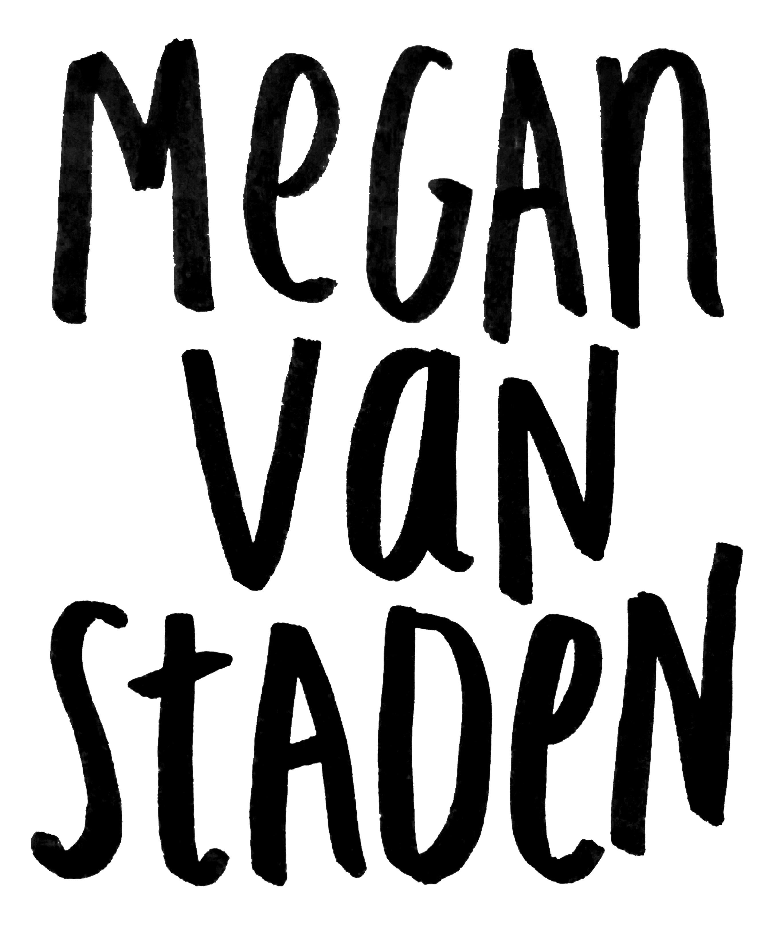 Megan van Staden