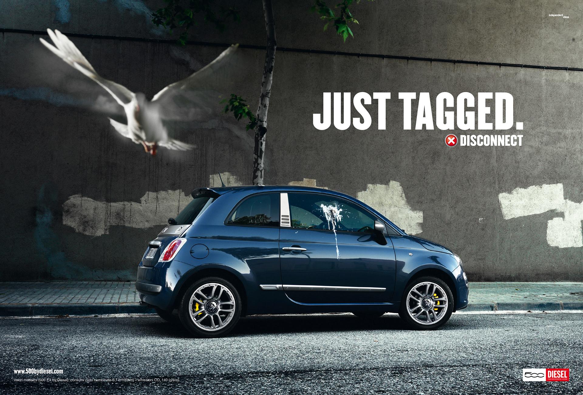 Pierfabio Iannuzzi FIAT DIESEL - Fiat 500 website