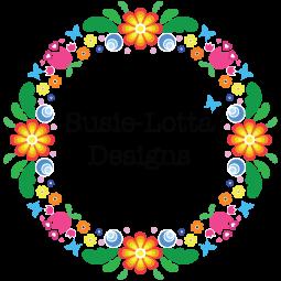 Susie=Lotta Designs logo