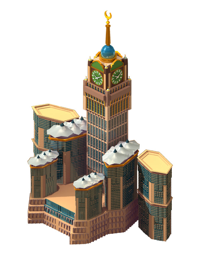Islam Alaghbar - City Of Mecca (Demo Game)