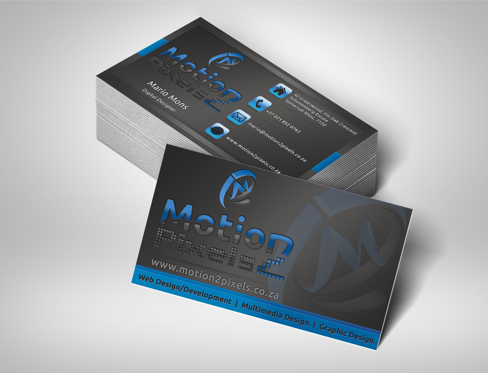 Various Corporate Business Card Designs Completed During The Period 2012 2015