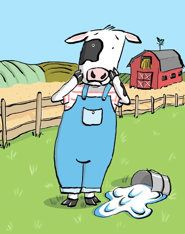Lisa Thiesing Illustrator Portfolio Childrens Books - Art