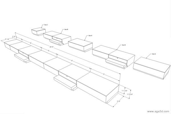 Aga3d design build meditation for Moad interior designs
