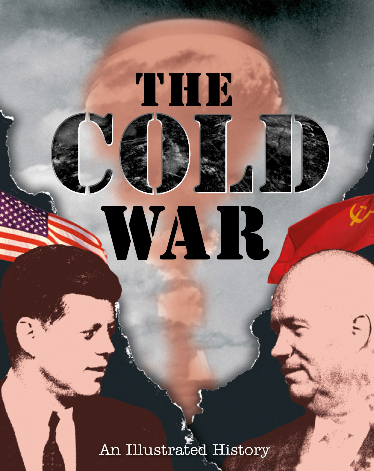 world wars and the cold war The cold war was a long period of tension between the democracies of the western world and the communist countries of eastern europe the west was led by the united states and eastern europe was led by the soviet union.