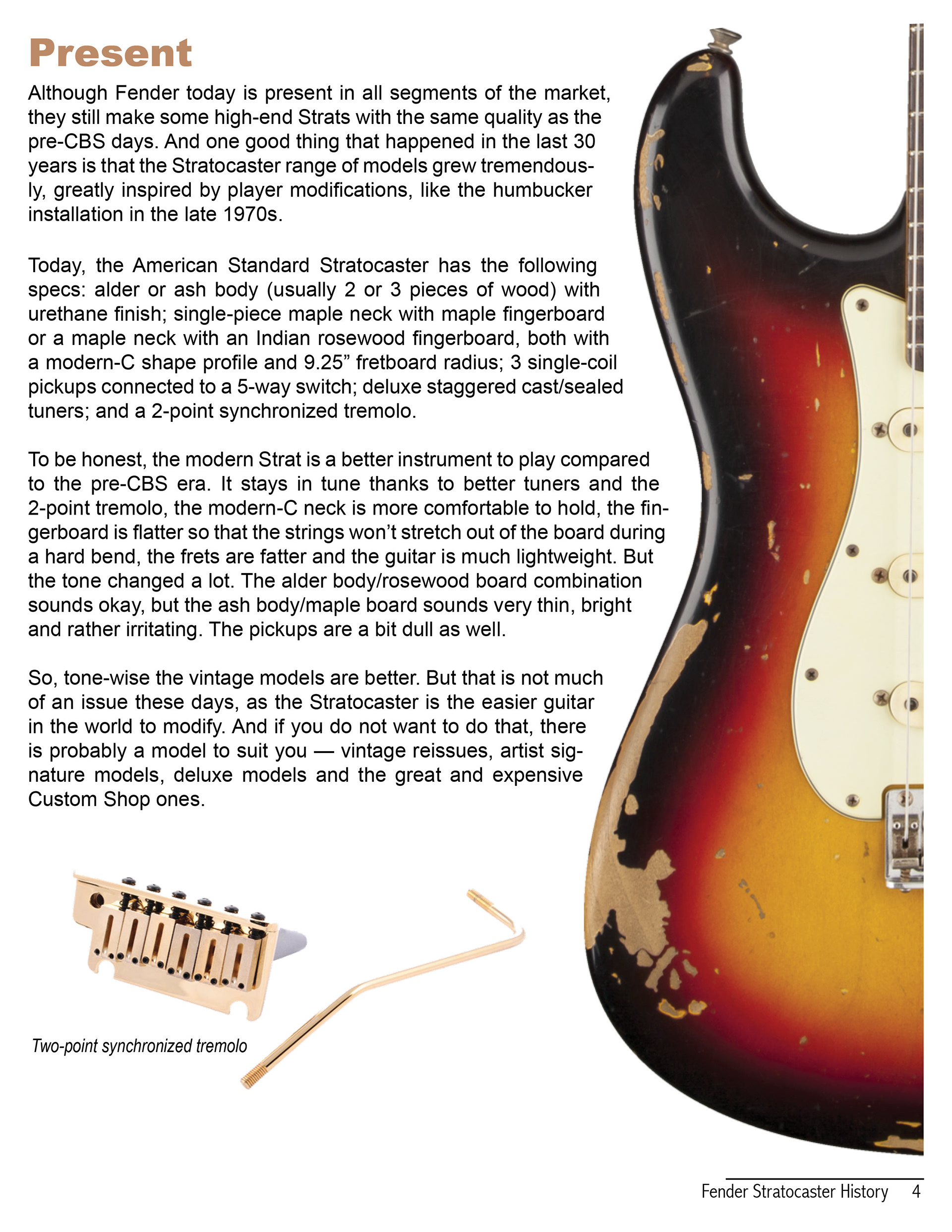 Zac Hobbs The Fender Stratocaster 3 Way Switch History Layout Existing Article In Indesign